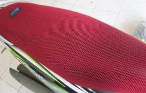 Sarung Jok Motor Motif Merah - 0878.3913.2939